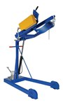 Hydraulic Drum Carrier, Rotator, Boom, 60""