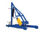 Hydraulic Drum Carrier, Rotator, Boom, 96""