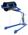 Hydraulic Drum Stacker, Manual, 72""