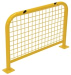 High Profile Machinery & Rack Guard, w/Mesh, 36 x 24 x 2