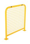 High Profile Machinery & Rack Guard, w/Mesh, 36 x 36 x 2