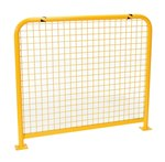 High Profile Machinery & Rack Guard, w/Mesh, 36 x 42 x 2