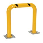 "Removable High Profile Rack Guard, 36"" x 36"""