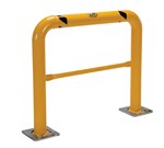 "Removable High Profile Rack Guard, 48"" x 36"""