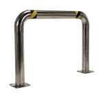 High Profile Machinery & Rack Guard, 48 x 36 x 4, Stainless Steel