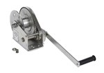 Hand Winch, Stainless Steel, 1.8k