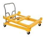 Tilting Cart for Intermediate Bulk Container