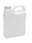 Rectangular Plastic Jug, 32oz.