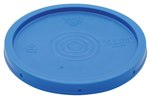 Pail Lid, Standard, 5 Gallon, Blue