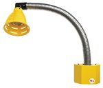 LED Gooseneck Loading Dock Light, 27""