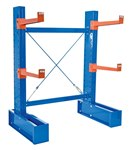 "Cantilever Rack Set, 6' High Double Sided, 36"" Arms"