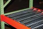 Open Area Pallet Rack Decking, 42