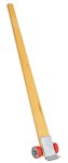 Pry Lever Bar, Wood, 6ft