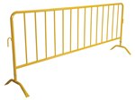 HD Yellow Barrier, Curved Feet