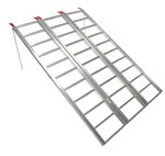 Aluminum Pick-up Truck/Van Ramp
