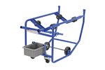 Revolving Drum Cart, 1k