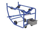 Revolving Drum Cart