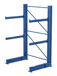 "Single Sided Cantilever Racking, 120"" x 12"""