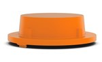 Drum Containment Lid, Orange