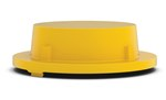 Drum Containment Lid, Yellow
