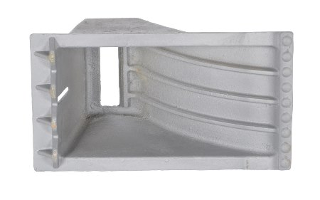 Cast Steel Slope Wheel Chock