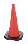 "Economy Traffic Safety Cones, 30"", 5-Pack"