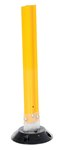 Surface Flexible Stake, Yellow, 24""