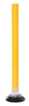 Surface Flexible Stake, Yellow, 36""