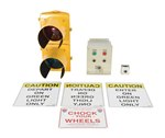 Dock Safety Lights & Signage